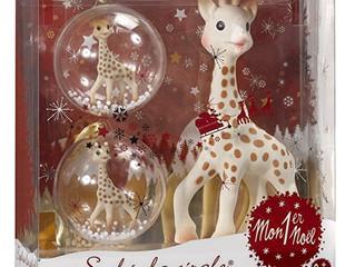 Sophie la Girafe My First Christmas Teether Gift Set