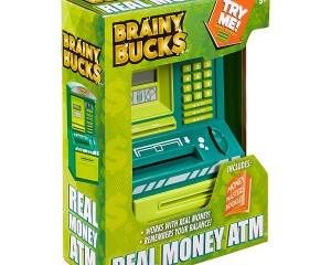 Brainy Bucks Real Money ATM