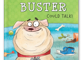 If My Dog Could Talk Personalized Book for Dogs