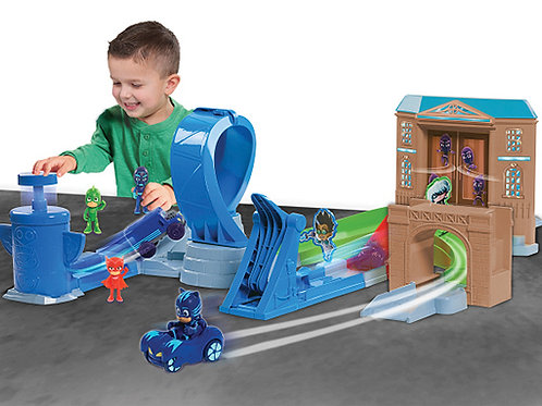 PJ Masks Rival Racers Track Playset by Just Play