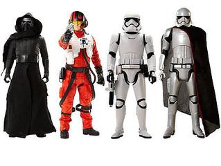 Classic Star Wars Wave 9 Big Figures by JAKKS Pacific