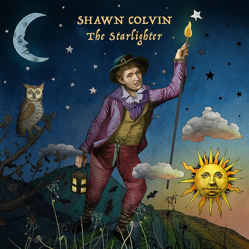Starlighter by Shawn Colvin