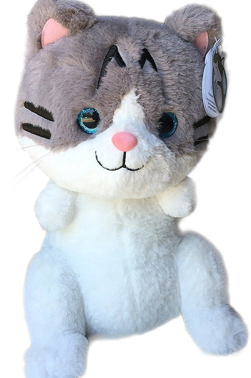 Lil' Bunny Sue Roux Plush by Golden Bell Studios