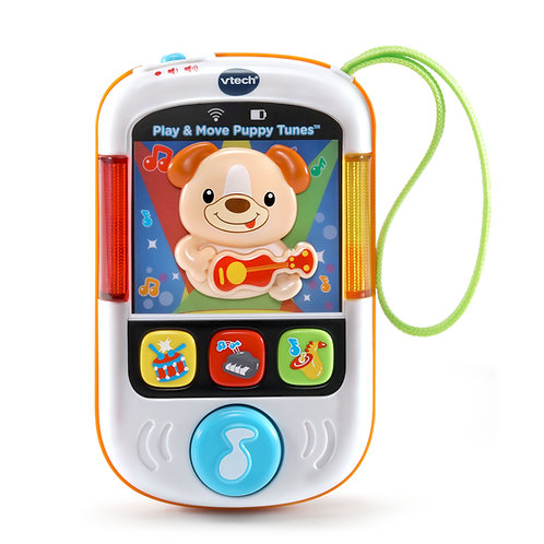 Play & Move Puppy Tunes™ by VTech