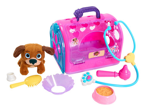 Disney Junior Doc McStuffins Toy Hospital On The Go Carrier by Just Play