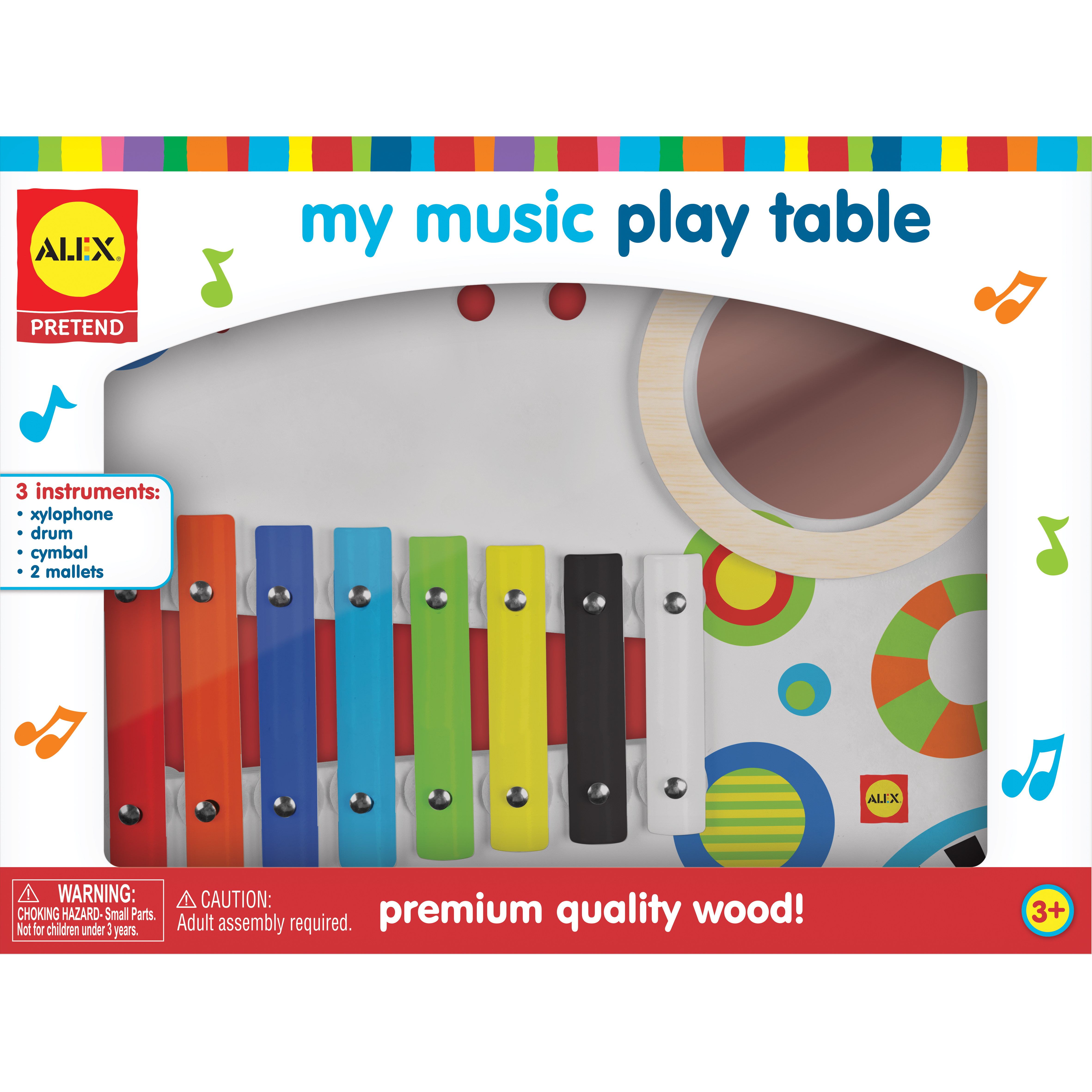 My Music Play Table by ALEX Brands