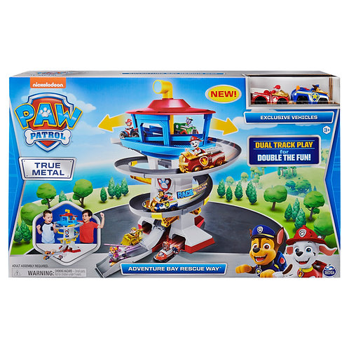 PAW Patrol Adventure Bay Rescue Way