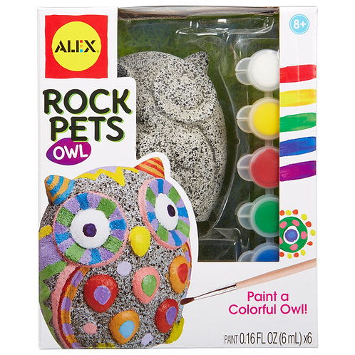 Rock Pet - Owl by ALEX Brands