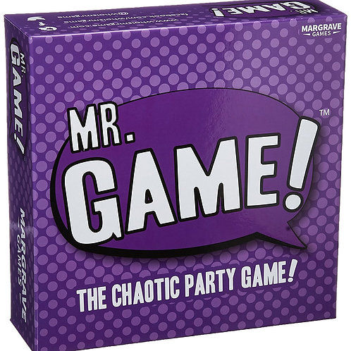 Mr. Game! by Golden Bell Studios