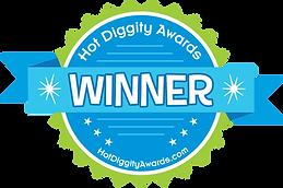 Hot Diggity Awards Winner Seal NO YEAR.p