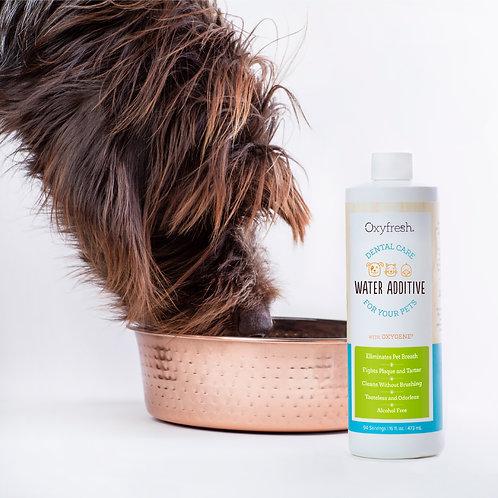 Oxyfresh Pet Water Additive