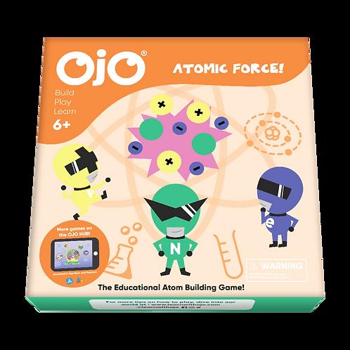 Atomic Force Board Game