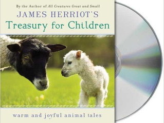 James Herriot's Treasury for Children: Warm and Joyful Tales by the Author of All Creatures Grea