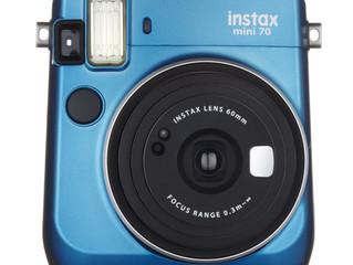 Fujifilm Instax Mini 70 - Instant Film Camera