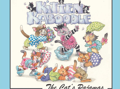 Kitten Kaboodle by The Cat's Pajamas