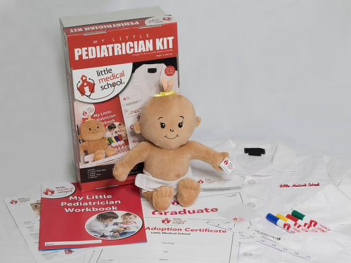 My Little Pediatrician Kit by Little Medical School