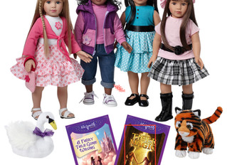 Starpath Dolls and Personalized Books
