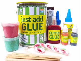 Just Add Glue by Griddly Games