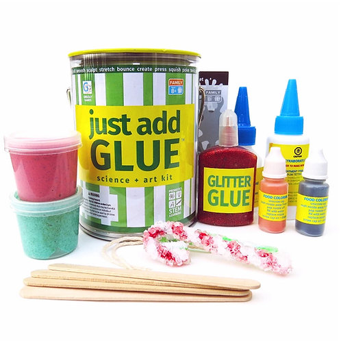 Just Add Glue by Griddly Games, Inc.