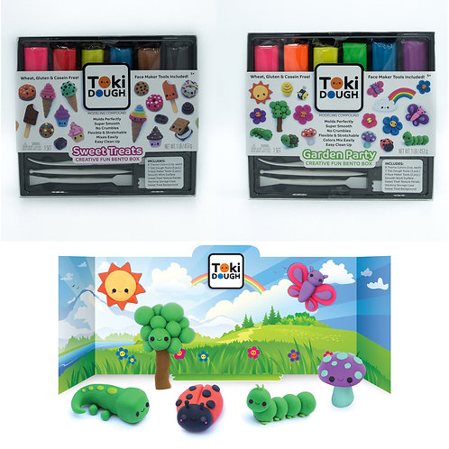 Toki Dough Bento Box by Relevant Play