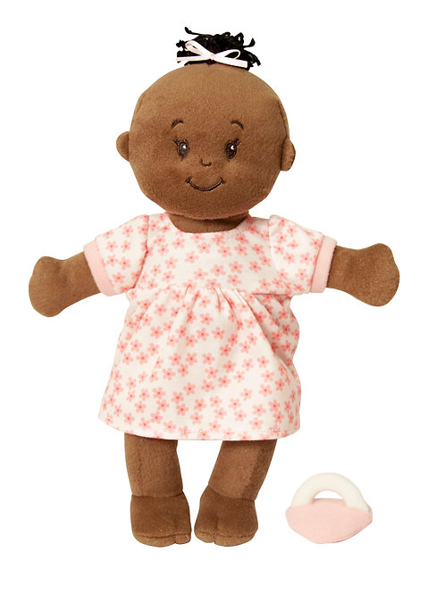 Wee Baby Stella African American by The Manhattan Toy Company