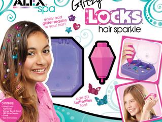 ALEX Glitzy Locks