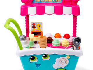 Scoop & Learn Ice Cream Cart™ by LeapFrog
