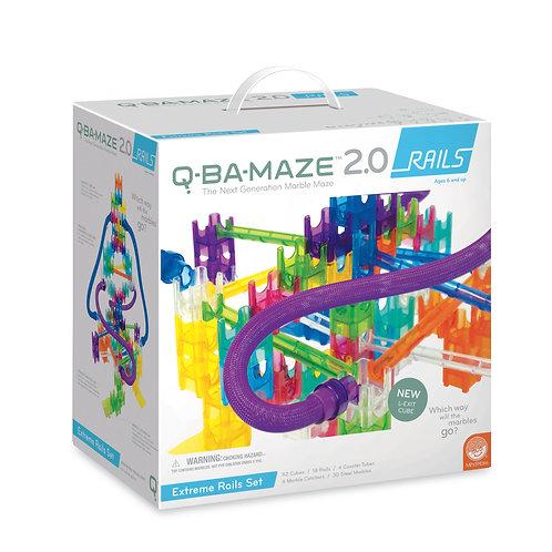 Q-BA-MAZE 2.0: Extreme Rails by MindWare