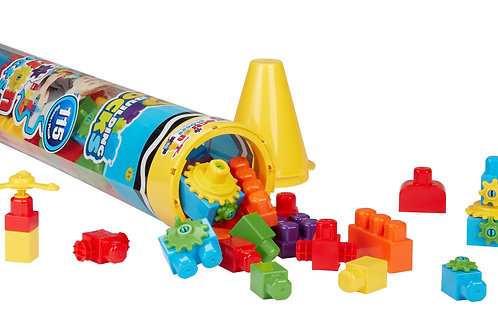 Crayola Kids@Work Action Blocks Crayon Tube by Amloid