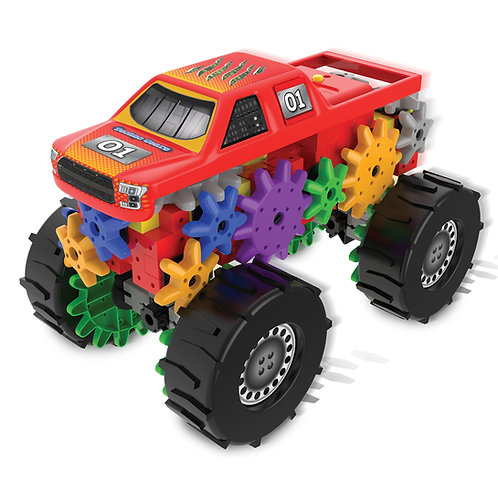 Techno Gears Monster Truck