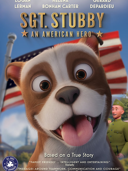 Sgt. Stubby: An American Hero by Fun Academy Motion Pictures