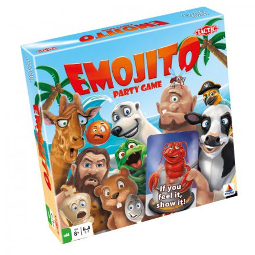 Emojito by Tactic Games