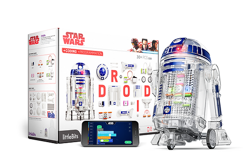 Droid Inventor Kit + Coding by littleBits