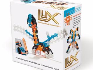 Lux Blox 166 Piece Set