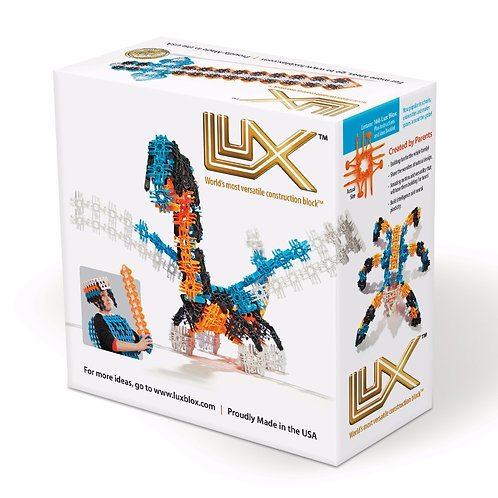 Lux Blox 166 Piece Set