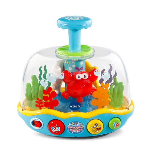 Learn & Spin Aquarium™ by VTech