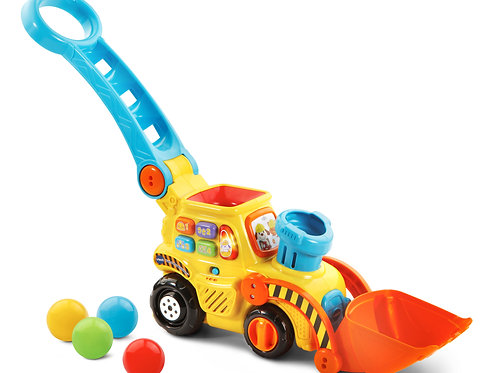 Pop-a-Balls™ Push & Pop Bulldozer™ by VTech