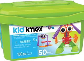 KID K'NEX Budding Builders