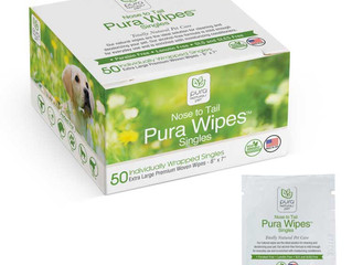 Nose to Tail Pura Wipes