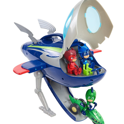 PJ Masks Super Moon Adventure HQ Rocket by Just Play