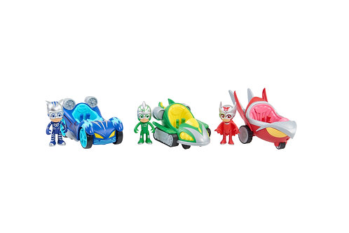 PJ Masks Turbo Blast Racers by Just Play