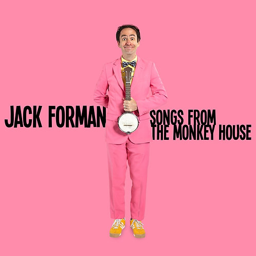 Songs from the Monkey House by Jack Forman by Jack Forman Music/ Amazon Music