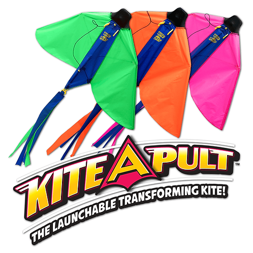 Kite-A-Pult by Tucker Toys