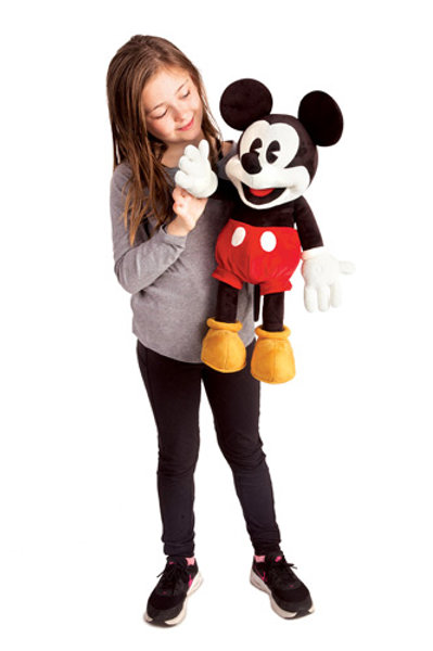 Mickey Mouse Puppet by Folkmanis, Inc.