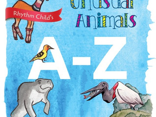 Unusual Animals A-Z by Heather Jones