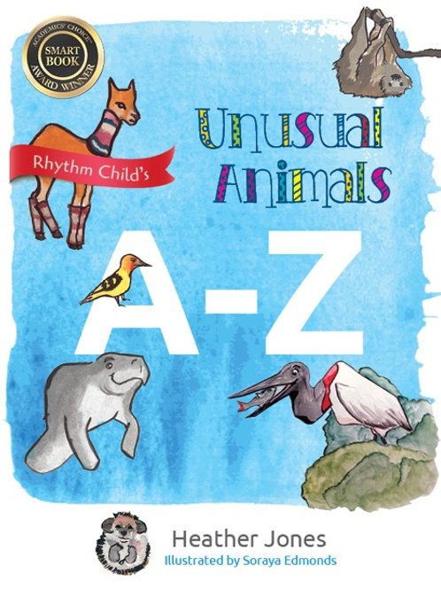 Unusual Animals A-Z by The Rhythm Child Network