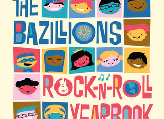 Rock-n-Roll Yearbook by The Bazillions