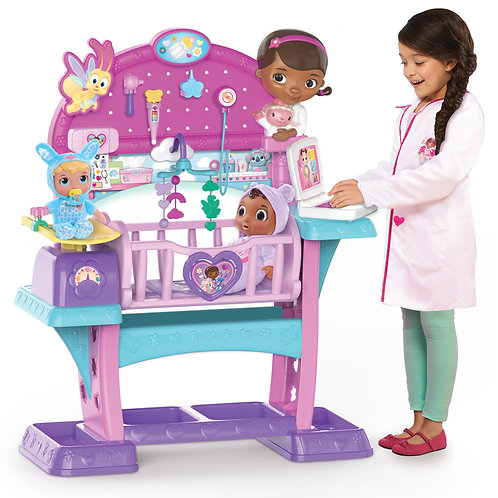 Disney Junior Doc McStuffins All-in-One Nursery by Just Play