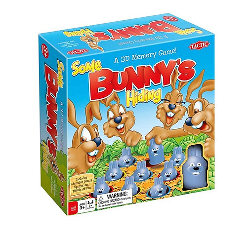 Some Bunny's Hiding by Tactic Games