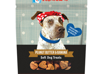 Rosie's™ Peanut Butter & Banana Soft Dog Treats